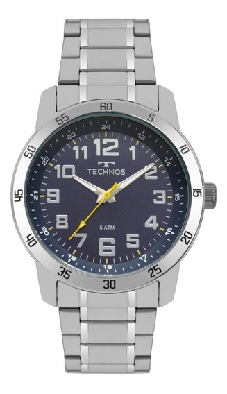 Relógio Technos Masculino P.racer 2035mny/1a Original Barato