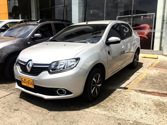 Renault Logan Intens Mt - Democar Solo 3000kms