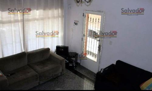 Casa Sobrado Para Venda, 3 Dormitório(s) - 7274