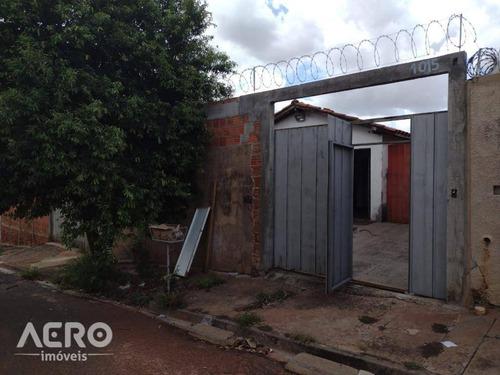 Casa Com 2 Dormitórios À Venda, 75 M² Por R$ 150.000,00 - Núcleo Habitacional Mary Dota - Bauru/sp - Ca2346