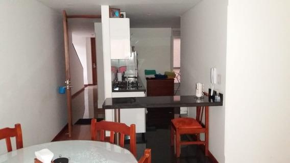 Apartamento En Arriendo Santa Barbara Central 60-336