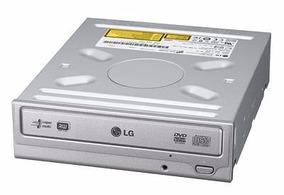 Drive Leitor Combo Dvd-cd-rw Ide Lg Sup Multi Branco Usado@
