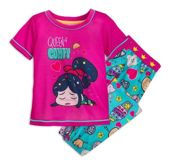 Pijama Vanellope Ralph El Demoledor Disney Store