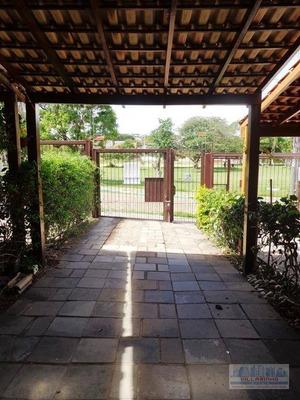 Casa Residencial Para Locação, Nonoai, Porto Alegre - Ca0334