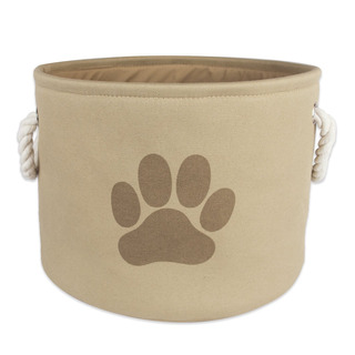 Dii Bone Dry Pet Toy And Accessory Storage Bin, Collapsible