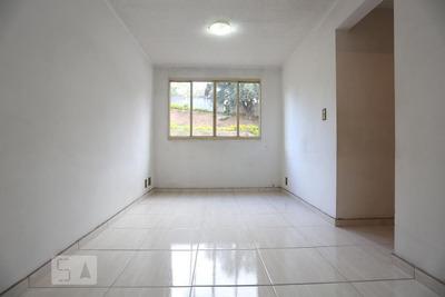 Apartamento No 2º Andar Com 2 Dormitórios E 1 Garagem - Id: 892914414 - 214414