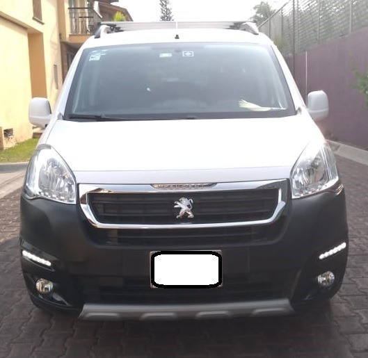 Peugeot Partner Tepee 2016 - Morelos