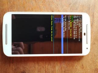 Celular Motorola G2 Xt1068 Brickeado!!