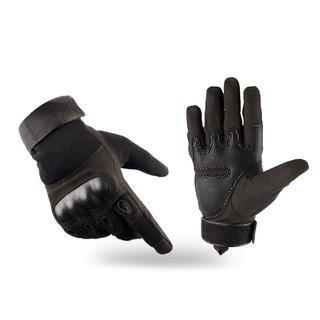 3*guantes Tcticos De Nudillos Duros Profesionales Motocicle