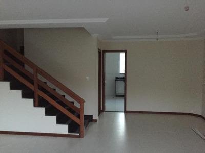 Excelente Casa Com 3 Quartos Sendo 2 Suítes Em Condomínio - Ca0048