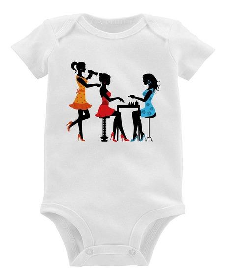 Body Bebê Salão De Beleza Cabeleireira E Manicure
