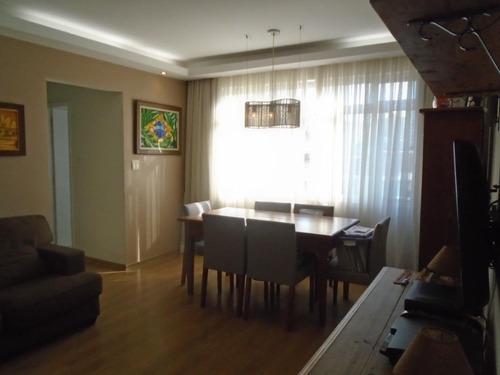 Apartamento À Venda, 110 M² Por R$ 420.000,00 - Ponta Da Praia - Santos/sp - Ap4208