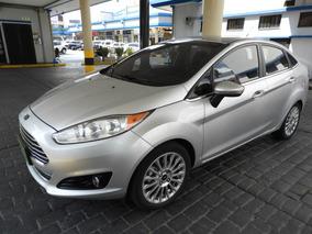 Ford Fiesta Titanium 1.6 Cc 2014 Sedan