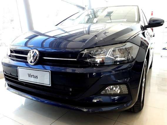 Nuevo Virtus Comfortline 0km Volkswagen Automatico 2020 Vw