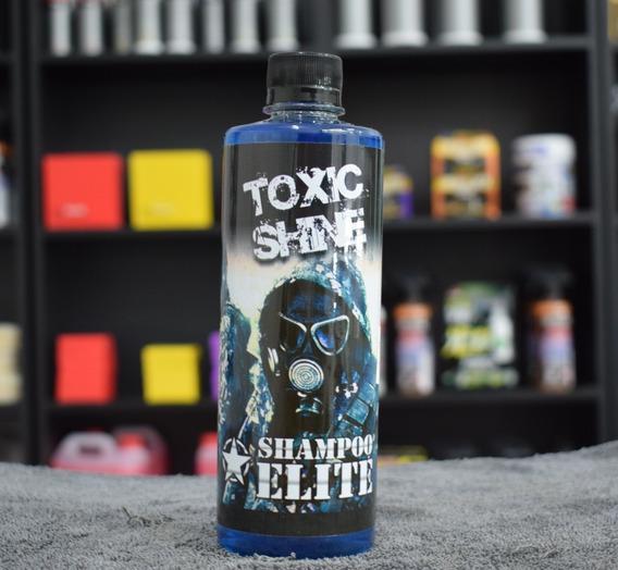 Toxic Shine Shampoo Elite Ph Neutro 600 Cc
