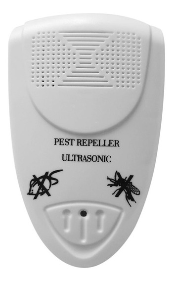 Electronic Ultrasonic Home Use Anti Mosquito Pest Killer Mag