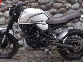 Moto Daytona Scrambler Dy250 250cc Año 2017