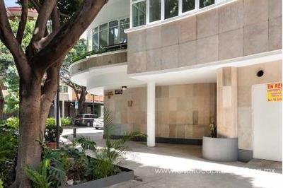 Departamento En Renta En Polanco, Del. Miguel Hidalgo, Cdmx