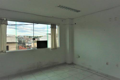 L751 Sala 30m².  Metrô A. Alvim
