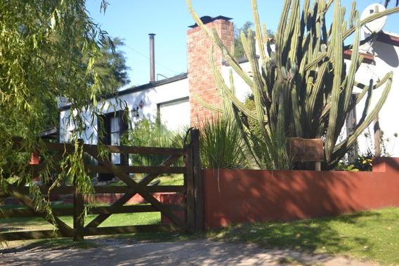 Casa Quinta Amplia Y Comoda ,ideal Para Familia Con Chicos,e