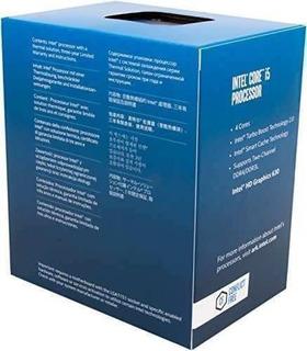Procesador Intel Core I5-7500 Lga 1151 7th Gen Core Desktop
