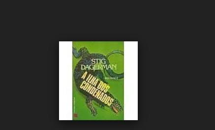 A Ilha Dos Condenados - Stig Dagerman