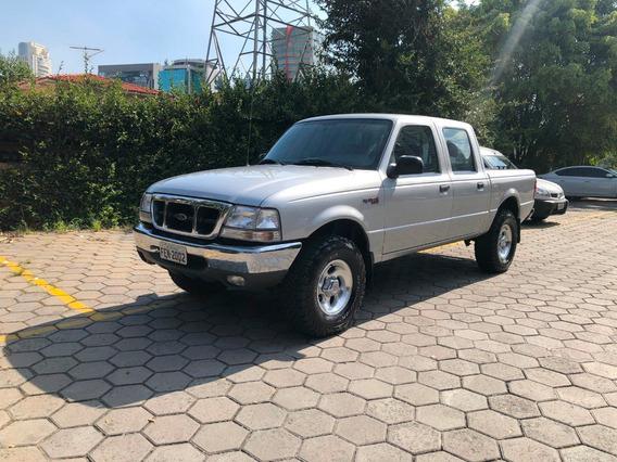 Ranger 2002 V6 Xlt Cabine Dupla 210cv Coleção!
