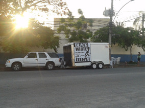 Food Trailer 2015 Com Blazer S10 1997