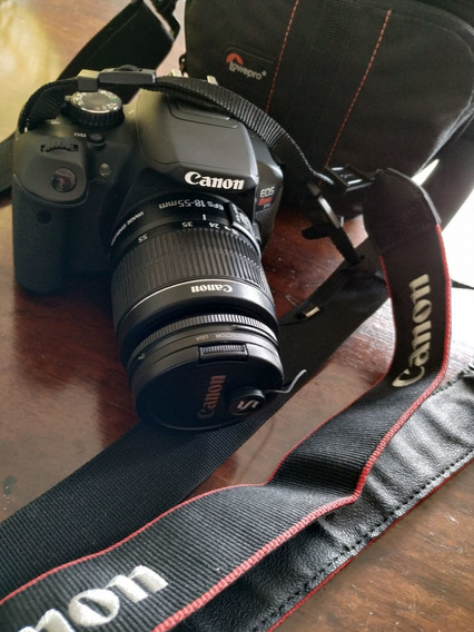 Câmera Fotográfica Canon T4i