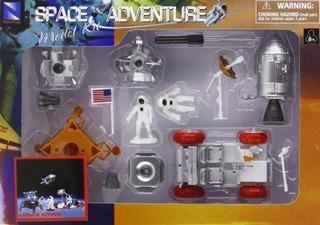 Kit Montar Space Adventure Model Kit Space Lunar Rover