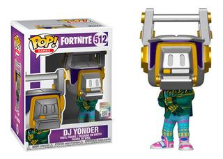 Funko Fortnite S3 Dj Yonder