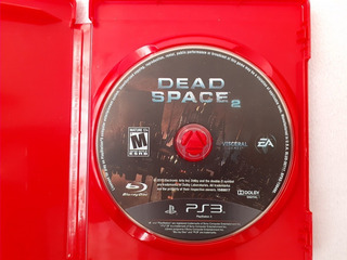 Dead Space 2 Original Para Ps3 Solo Disco