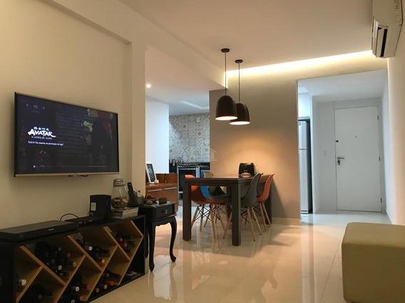 Apartamento À Venda, 3 Quartos, 1 Vaga, Jardim Da Penha - Vitória/es - 723