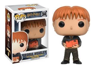 Figura Funko Pop Harry Potter - George Weasley 34