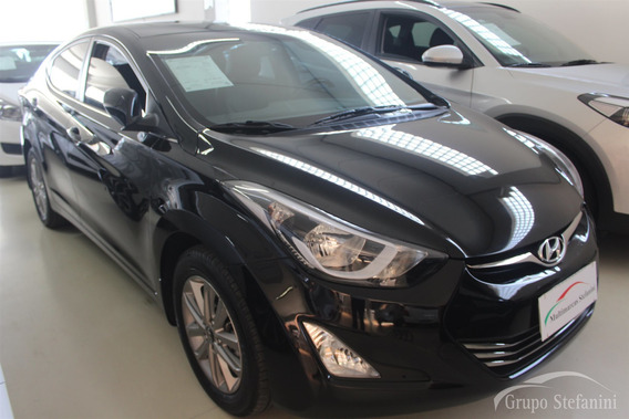 Hyundai Elantra 2.0 Gls 16v Flex 4p Automático