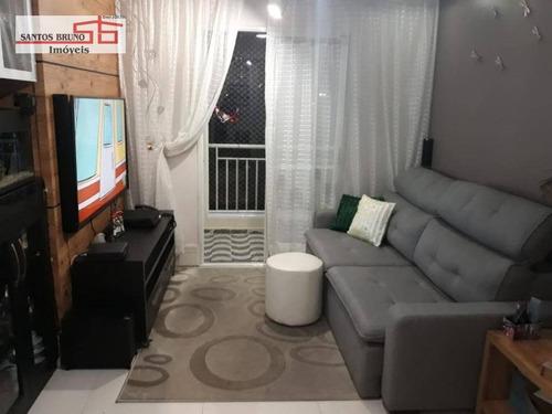 Imagem 1 de 30 de Apartamento À Venda, 65 M² Por R$ 485.000,00 - Freguesia Do Ó - São Paulo/sp - Ap2467