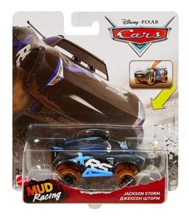 Cars - Die Cast - Mud Racing - Jackson Storm - Mattel