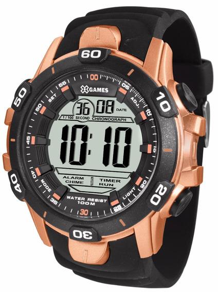 Relógio X-games Digital Xmppd413 Bxpx Original Nota Fiscal