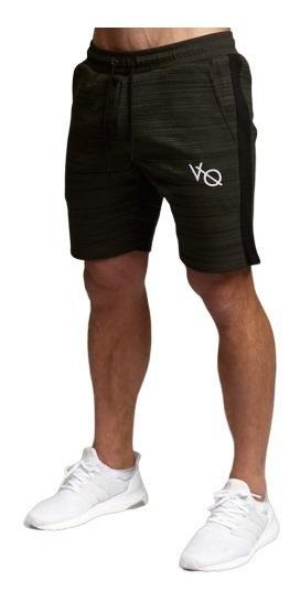 Short, Bermuda, Hombre Gym, Crossfit Fitnes Verde Oscuro