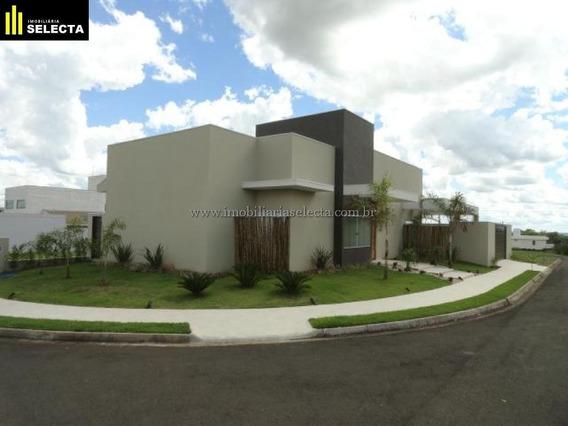 Casa Condomínio Jardim Botânico A Poucos Minutos Do Shopping Iguatemi - Ccd3976