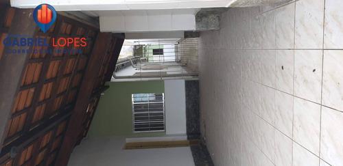Casa 2 Quartos E Edícula Para Locação - Caraguatatuba - Centro - 1244