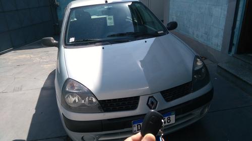 Renault Clio 2004 1.0 8v Expression 5p