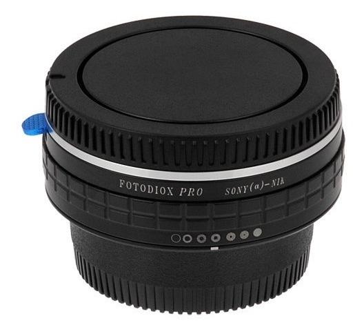 Adaptador Usar Lentes Sony Alpha En Camaras Nikon Maa