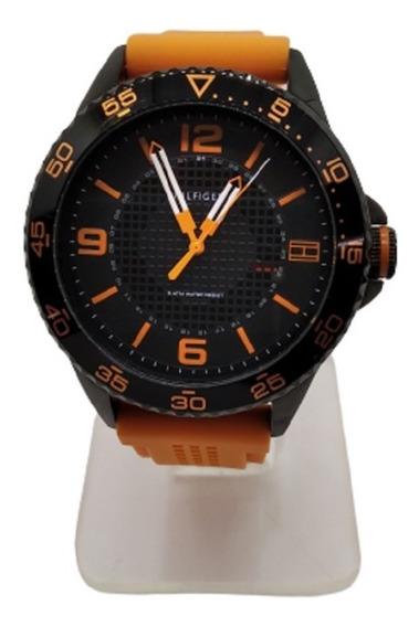 Reloj Tommy Hilfiger Cab Silicon Th.179.083.7