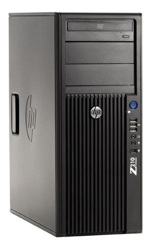 Cpu Workstation Hp (ver Modelo Completo Na Descrição)