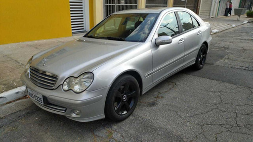 Mercedes-benz Classe C 2005 1.8 Classic Kompressor 4p