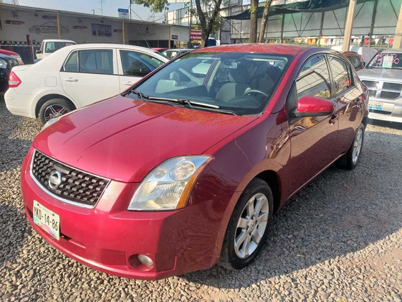 Nissan Sentra Custom 2009 2.0 Aut