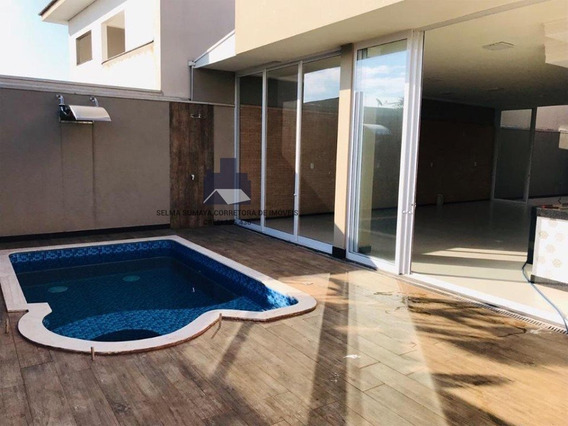 Casa A Venda No Bairro Condomínio Golden Park Residence Em - 2019461-1