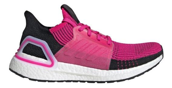 Zapatillas Mujer adidas Ultraboost 19 Fucsia - Boost