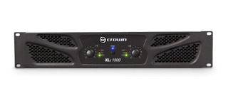 Amplificador De Audio Crown Potencia Xli1500 2x450w 101db